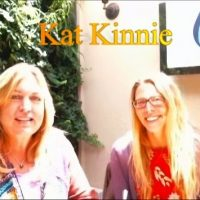 Cosmic Awakening Show LIVE Glastonbury With Kat Kinnie