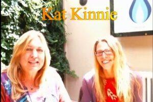 Cosmic Awakening Show LIVE Glastonbury With Kat Kinnie
