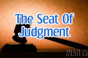 The Seat Of Judgment