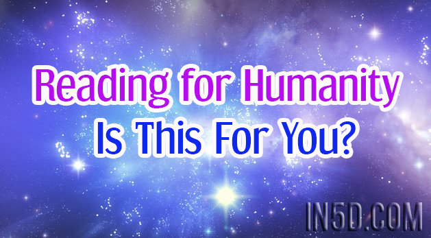 Reading for Humanity - Is This For You?