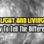 False Light And Living Light – How To Tell The Difference