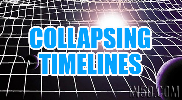 Collapsing Timelines - Breathe Into The Process Of The Unknown