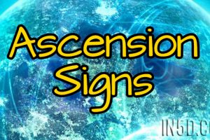 Ascension Signs