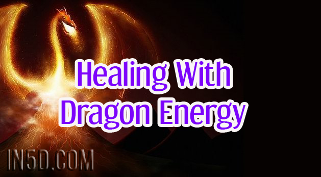 Anastacia's Personal Experience - Healing With Dragon Energy