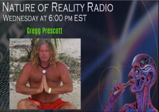 Gregg Prescott׃ Taking A Journey To 5D - Nature Of Reality Show
