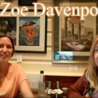 Cosmic Awakening Show LIVE Glastonbury With Zoe Davenport