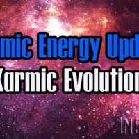 Cosmic Energy Update – Karmic Evolution