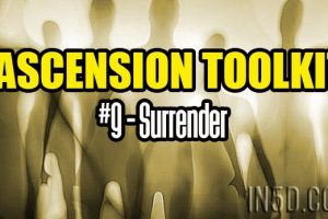 Ascension Toolkit #9 – Surrender