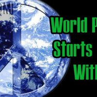 World Peace Starts From Within
