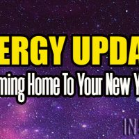 Energy Update – Coming Home To Your New You