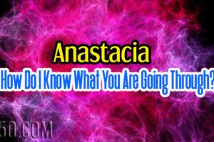 Anastacia – How Do I Know What You Are Going Through?