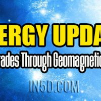 Energy Update – DNA Upgrades Through Geomagnetic Storms