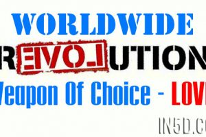 Worldwide Revolution – Weapon Of Choice – LOVE!