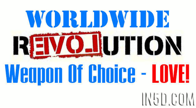 Worldwide Revolution - Weapon Of Choice - LOVE!