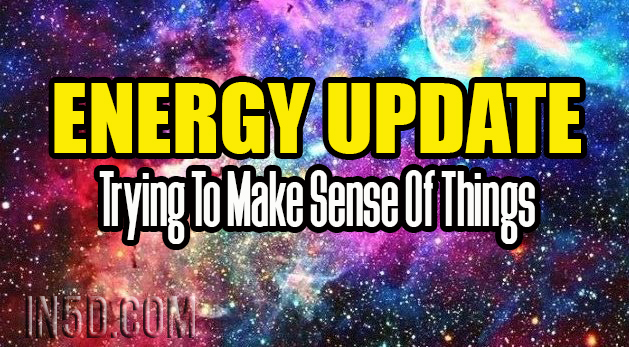 Energy Update - Trying To Make Sense Of Things