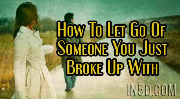 how to help someone who just broke up