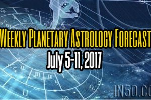 Weekly Planetary Astrology Forecast July 5-11, 2017
