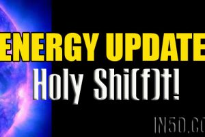 Energy Report – Holy Shi(f)t!