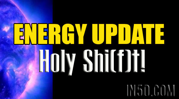 Energy Report - Holy Shi(f)t!