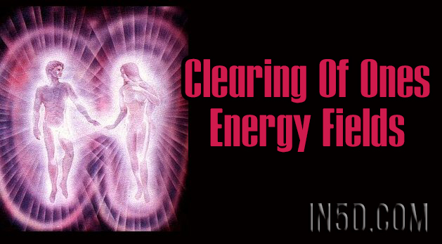 The Interrupters And Clearing Of Ones Energy Fields