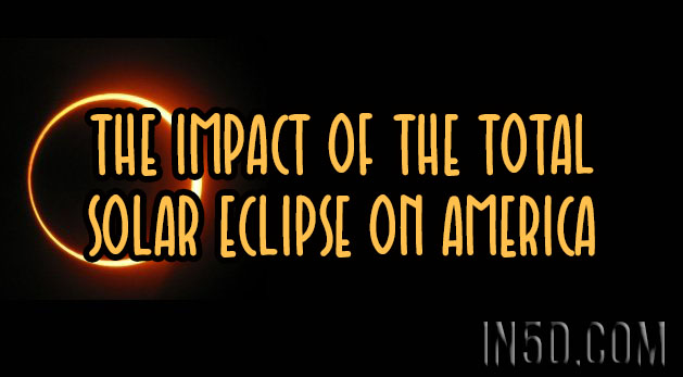 The Impact Of The Total Solar Eclipse On America