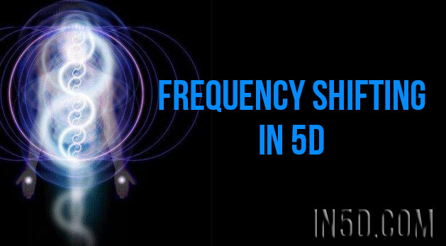 Frequency Shifting In 5D