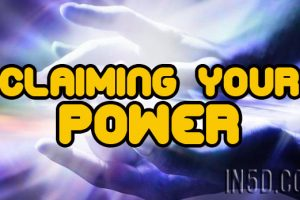 Claiming Your Power