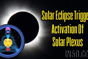 Solar Eclipse Triggers Activation Of Solar Plexus