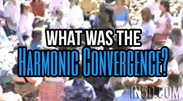 What Was The Harmonic Convergence?