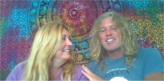 In5D FB Live w/ Gregg Prescott & Michelle Walling: Lion's Gate Energies Ep. #6