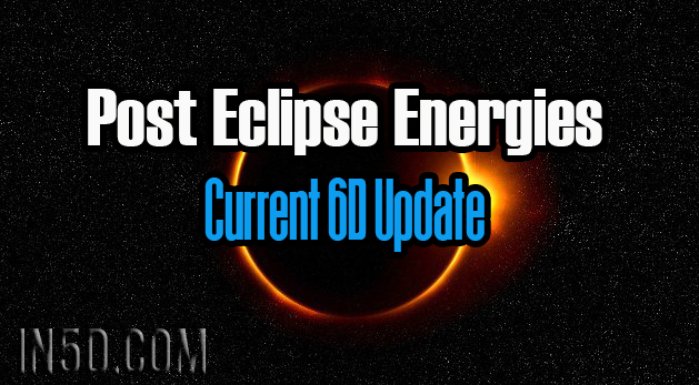 Post Eclipse Energies - Current 6D Update