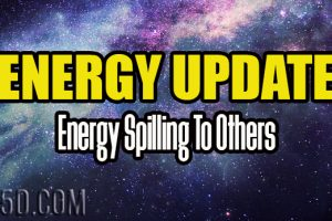 Energy Update – Energy Spilling To Others