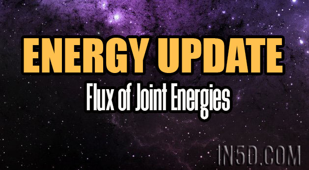 Energy Update - Flux of Joint Energies