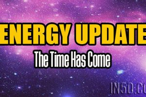 Energy Update – The Time Has Come