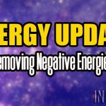 Energy Update – Removing Negative Energies