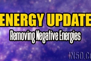 Energy Update – Removing Negative Energies