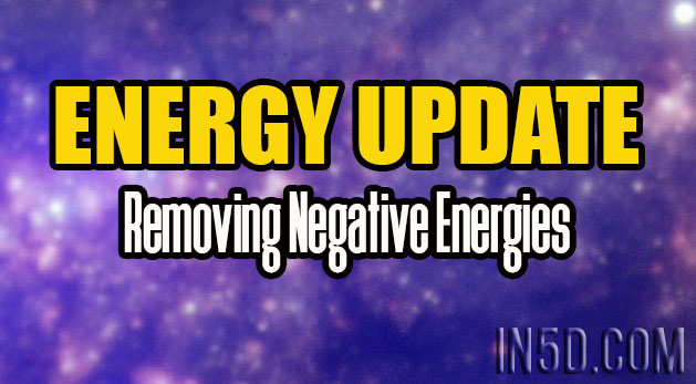 Energy Update - Removing Negative Energies
