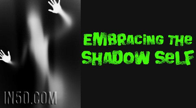 Embracing The Shadow Self