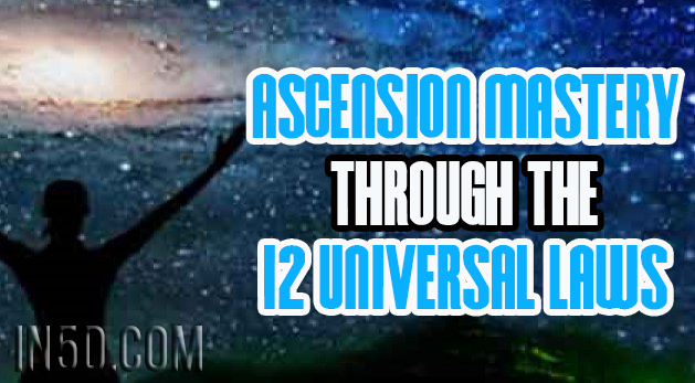 Ascension Mastery Through The 12 Universal Laws - In5D : In5D