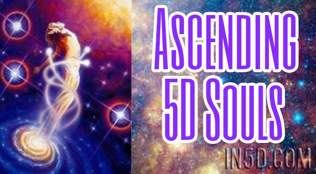 Ascending 5D Souls