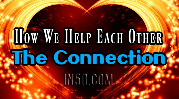 How We Help Each Other - The Connection