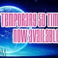 Temporary 5D Timeline Now Available!