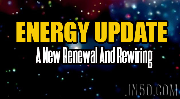 Energy Update - A New Renewal And Rewiring
