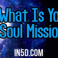 What Is Your Soul Mission?