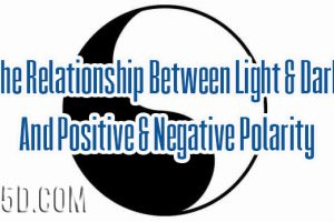 The Relationship Between Light & Dark And Positive & Negative Polarity