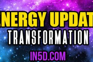 Energy Update – Transformation