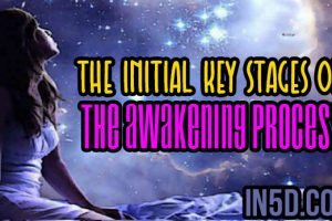 The Initial Key Stages Of The Awakening Process