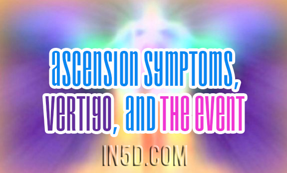Ascension Symptoms, Vertigo, The Event - In5D FB Live w/ Gregg Prescott Ep. #10