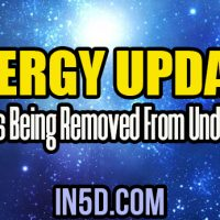 Energy Update – Reptilians Being Removed From Underground