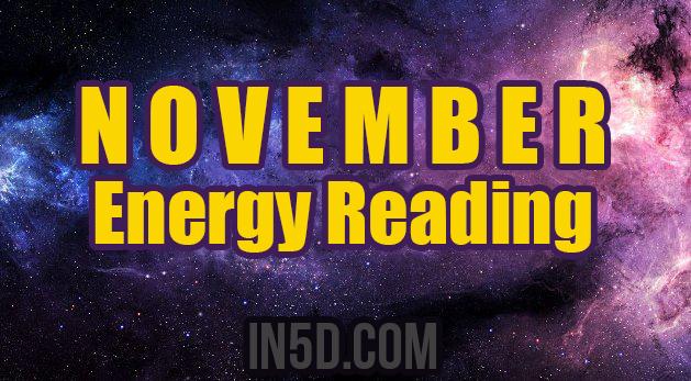 November Energy Reading